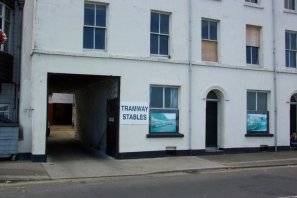 Horse Tram Stables