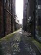 Glasgow alleyway