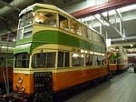 Old Glasgow trams
