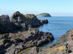 North Berwick rocks