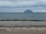 Sea view from Girvan