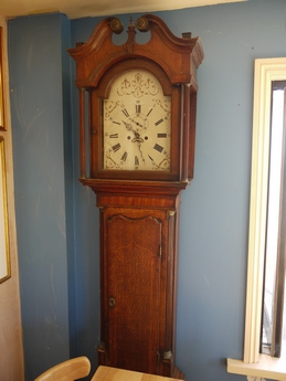 One of the old clocks
