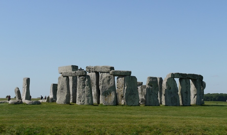 You have to take your own photos of Stonehenge...