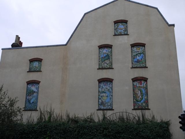 Painted windows, Sutton