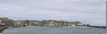Harbour beach, St Ives
