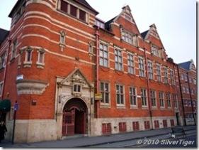 Passmore Edwards Free Library