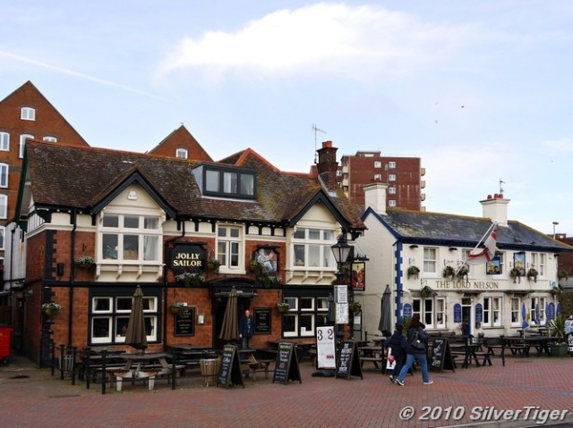 More than the average number of pubs