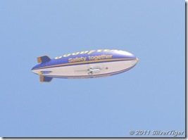 "The Goodyear ""blimp"""