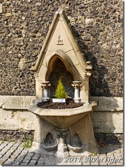 Drinking fountain 1860