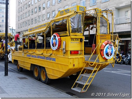 Readying the DUKW