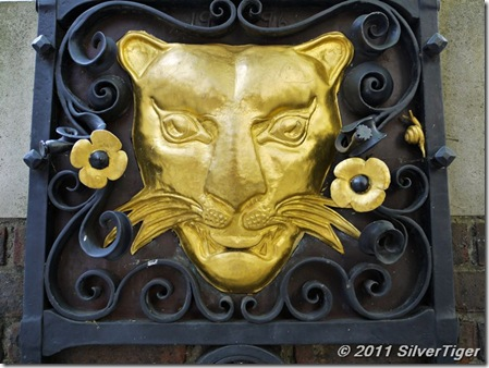 Golden Lion of the Worshipful Company of Goldsmiths