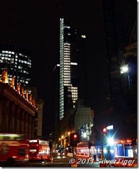 The Heron Tower beckons