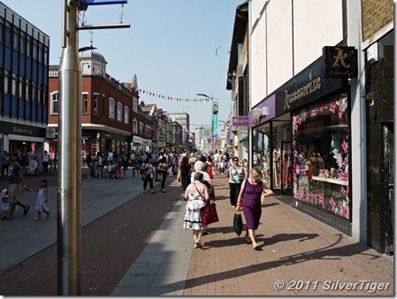 High street, Southend-on-Sea