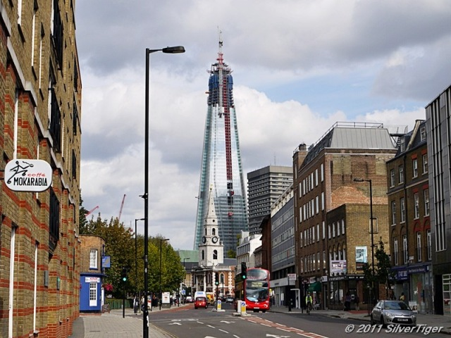 The monstrous Shard
