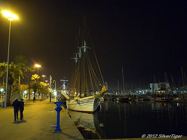 Port Vell (Old Port)