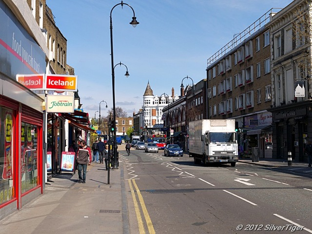 Kentish Town Road