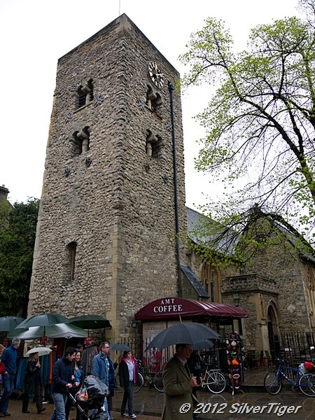 Saxon Tower