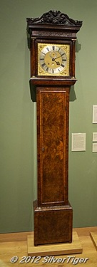 Clock by John Knibb